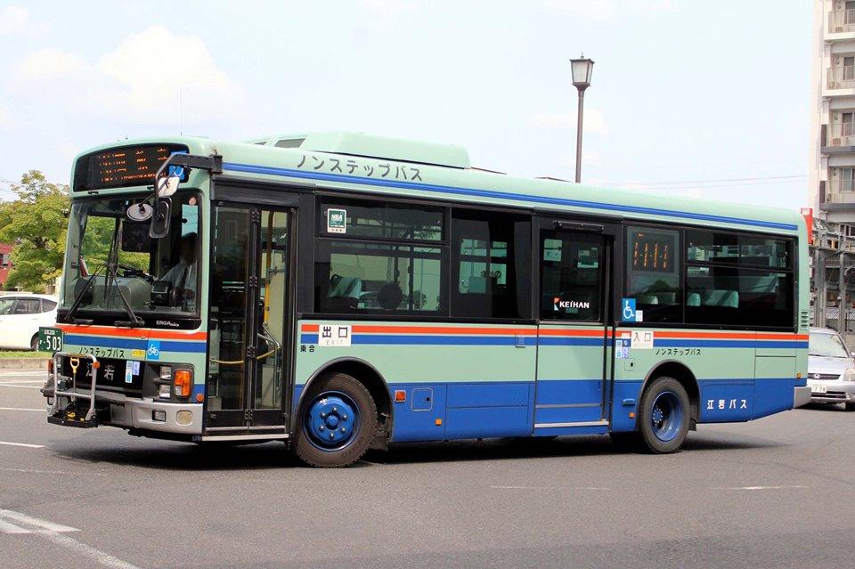 江若交通 か503