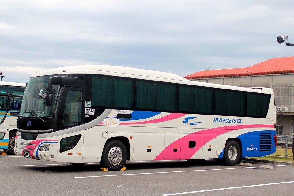 西日本JRバス 647-9940