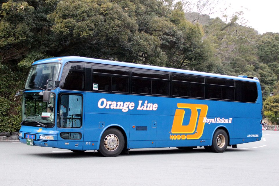 大十バス あ66