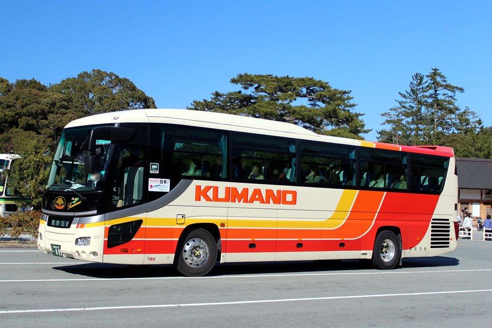 熊野交通 あ805