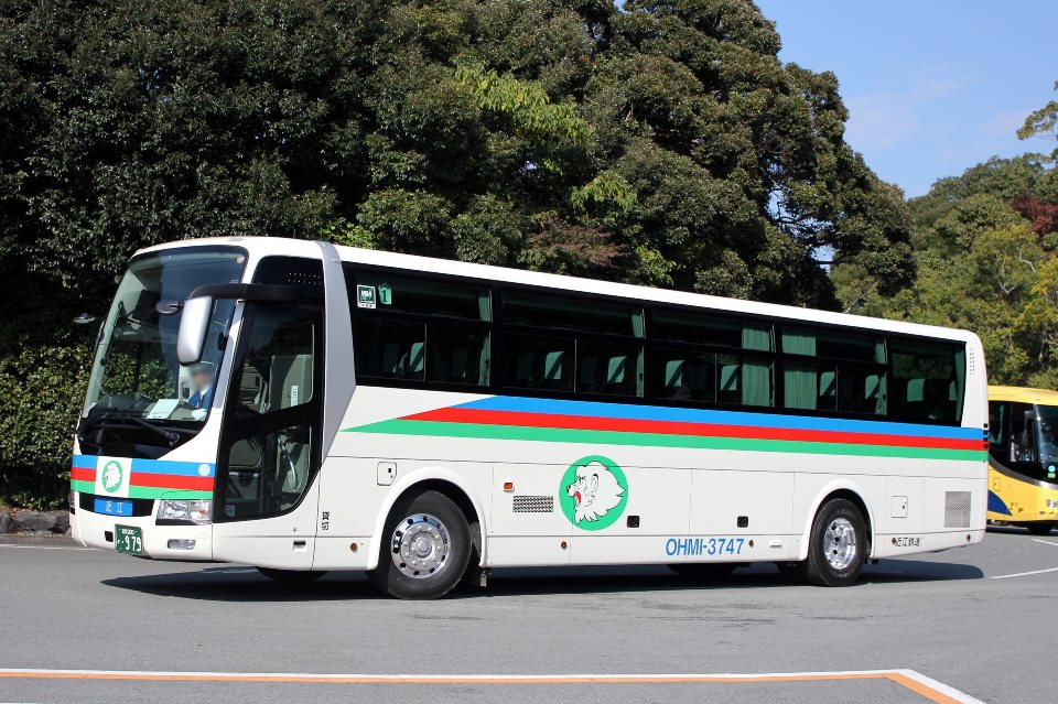 近江鉄道 3747