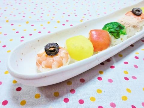 洋風手まり寿司 (480x360)