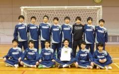 第27回新潟県中学生選抜フットサル大会 準優勝