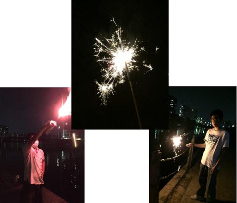 2015 花火