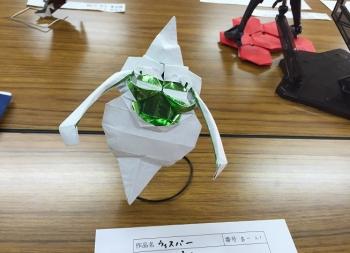 折りネット初展示11