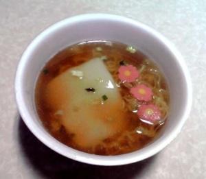 麺づくりで点づくり 和風だし醤油味(できあがり)