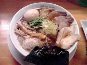 ムタヒロ 大阪福島店 ワハハ煮干特製そば