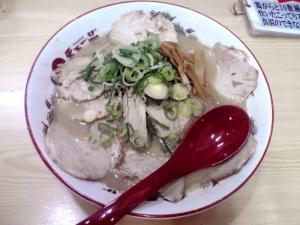 天下一品 松原三宅店 こってり(2015年)