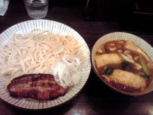 綿麺 フライデーナイト Part89 (15/5/22) 焦がし醤油つけ麺
