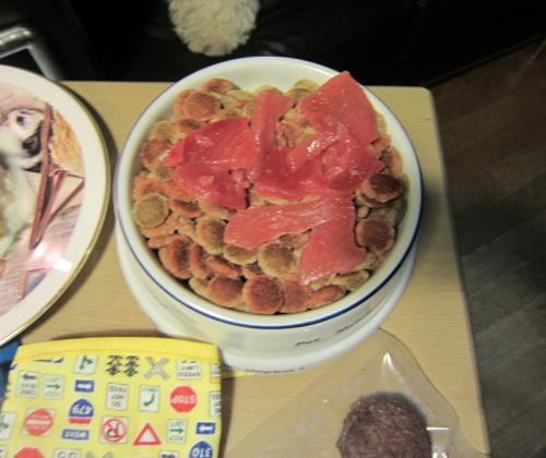 マグロご飯