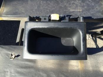 センターコンソール 傷補修 ポルシェ911カレラ
