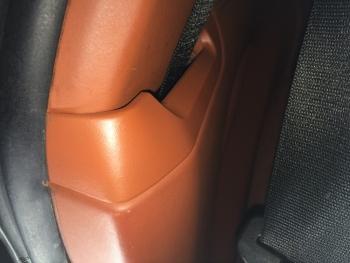 ポルシェ911カレラ 樹脂パーツ 傷・塗装剥がれ補修