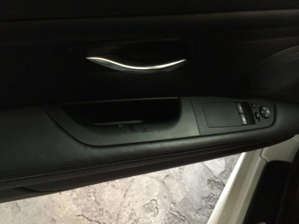 BMW M3 ドア把手塗装剥がれ補修