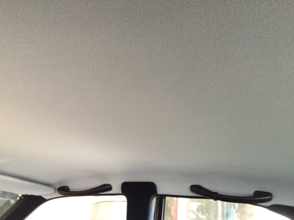 天井張替え ベンツ W202