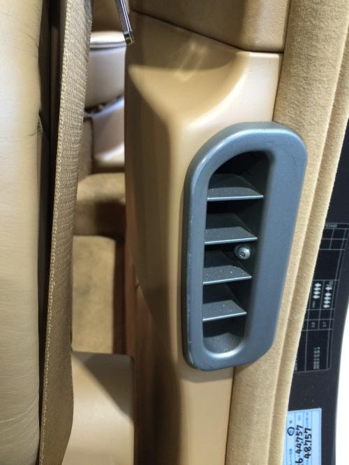 内装リペア BMW 760Li