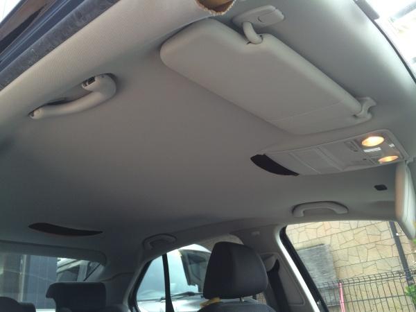 天井張替え VW ジェッタ