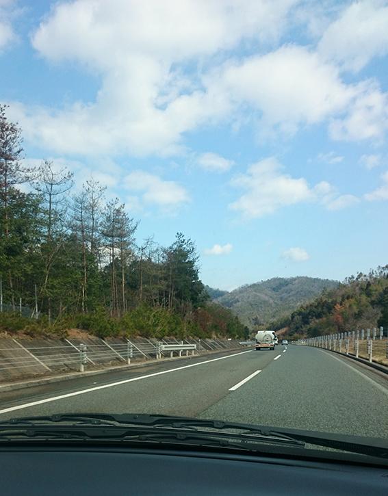 舞鶴自動車道1