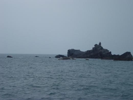 16カモメ島周辺