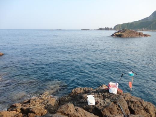 1大繁島釣り座