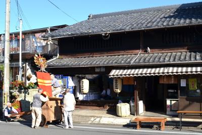 住吉大伴神社の剣鉾