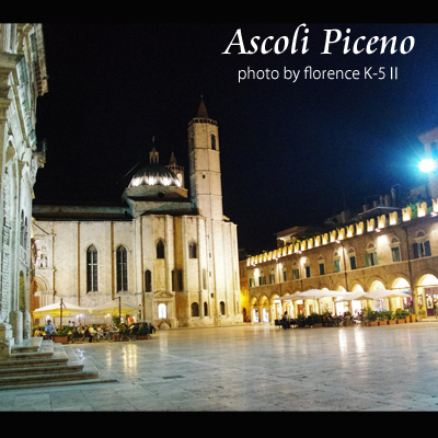 イタリア アスコリピチャーノ140901