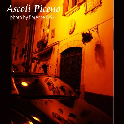 イタリア アスコリピチャーノ140902