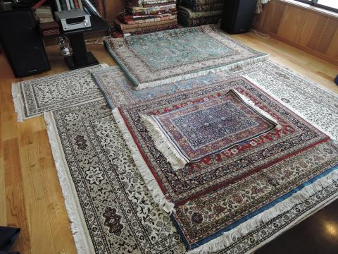 トルコ絨毯 1