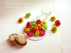 カラフルミニトマト1