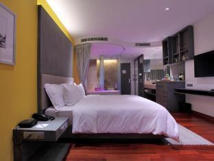 バンコクファミリーに人気ホテル9 LiT Bangkok Hotel
