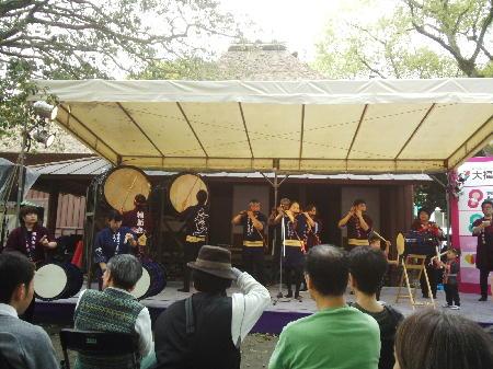 桜灯りと音の食彩市!2(川辺ねぷた祭り)