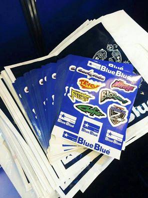 BlueBlueさんより