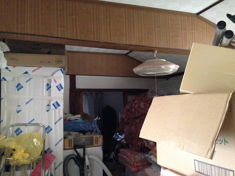 居室 Before