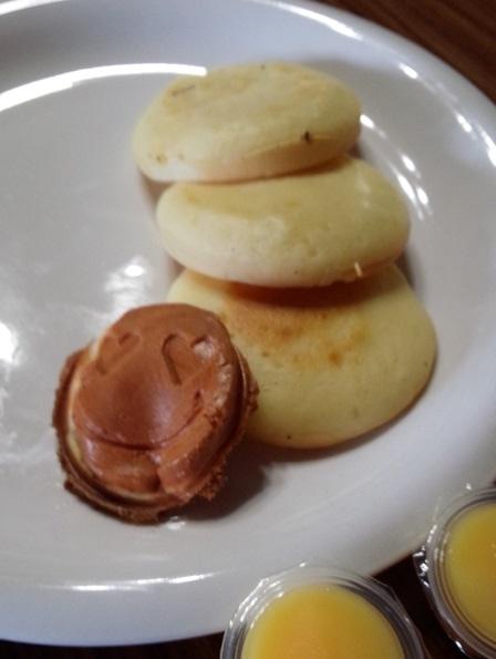 2015.08まめのまパンケーキ