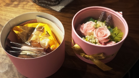 おすすめ母の日プレゼント おいもや プリザーブドフラワー