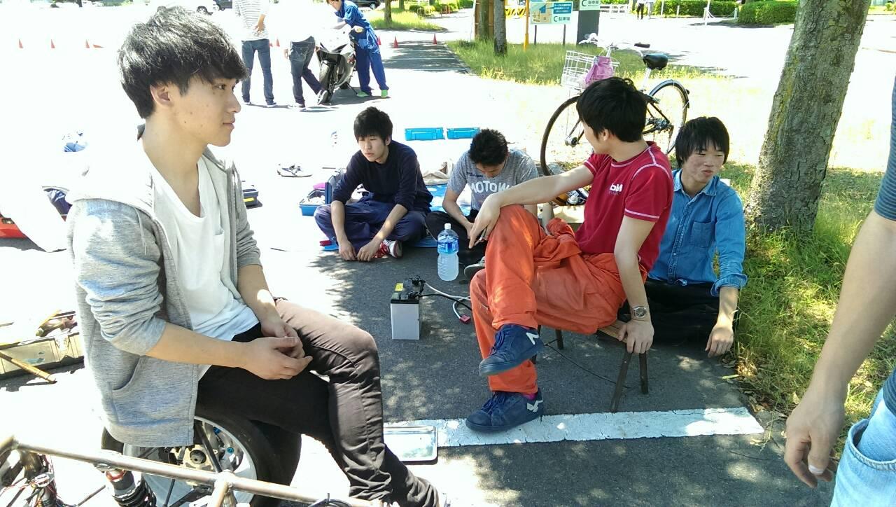 学内走行会6/7.2