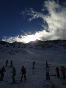 初スキー2