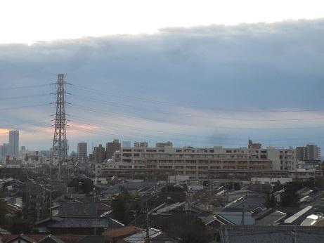 2015初日の出雲