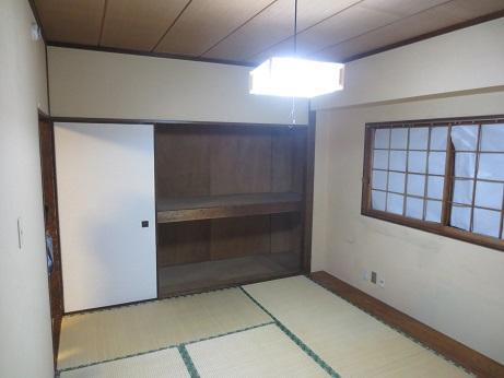 大岡山和室