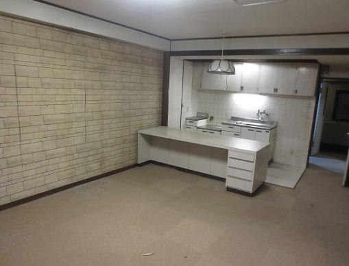 築40年キッチン