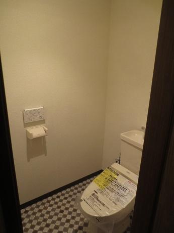 大岡山完成トイレ