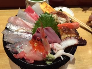金沢近江市場海鮮丼