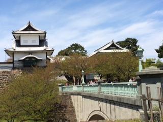 金沢金沢城
