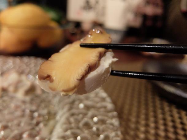 漬物とクリームチーズ