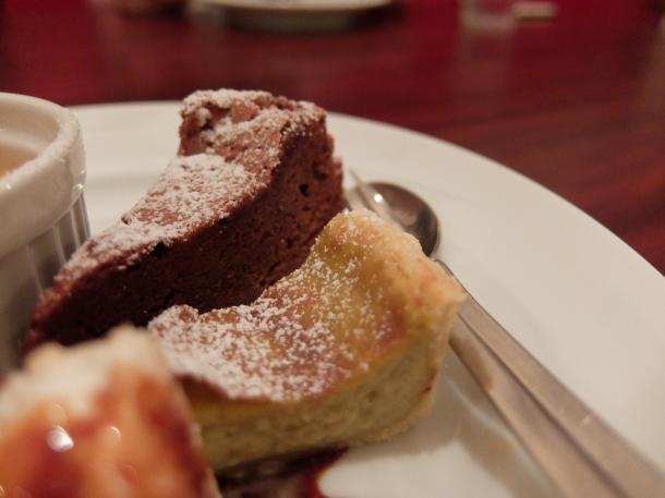 ケーキ2種