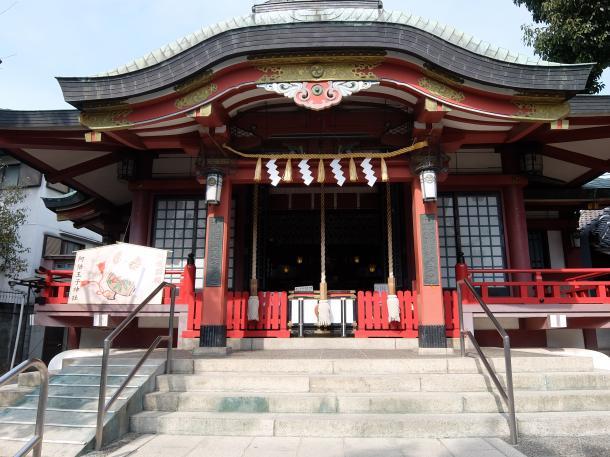 阿倍王寺神社