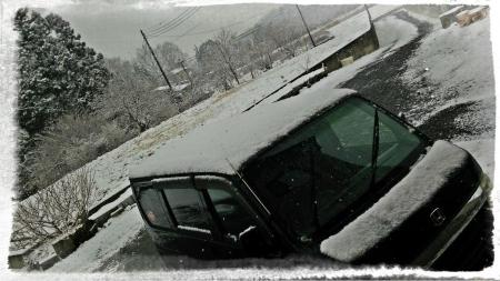 2015 2回目積雪