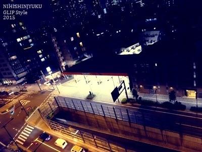 西新宿ビューハイツ夜景003