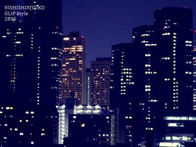 西新宿ビューハイツ夜景004