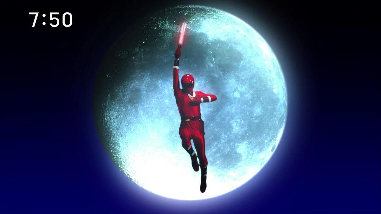 ニンニンジャー#7満月斬り