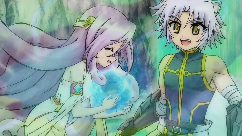 DOGDAYS#ガウルと人魚姫